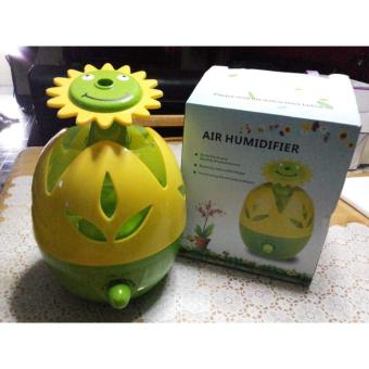 Portable Sunflower Cool Mist Ultrasonic Anion Air HumidifierDiffuser Price Philippines