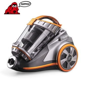 PUPPYOO Cannister Vacuum Cleaner for Home Multi-system CycloneVacuum Cleaner WP9005B