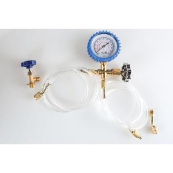 R22 Refrigeration Air Conditioning Manifold Gauge Freon HVAC Charging Tools - intl - 3