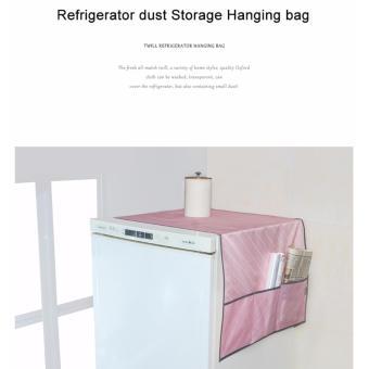 Refrigerator Dust Proof Cover Storage Organizer - 3