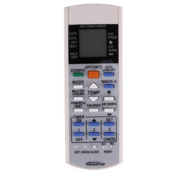 Remote Control for Panasonic Air Conditioner a75c3208 a75c3706a75c3708 - intl