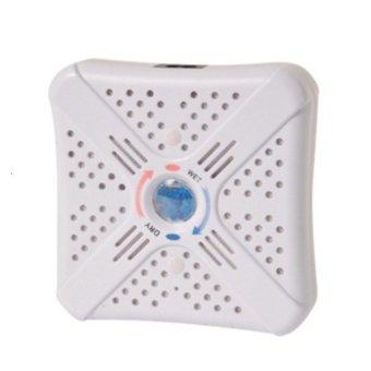Reusable Mini Desiccant Dehumidifier Moisture Absorbing Wardrobe Air Dryer for Home Bathroom Car
