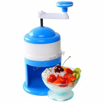 Rising Star Blue Idea Portable ICE Crusher (Snow Cone Machine)