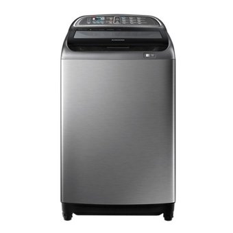 Samsung WA-10J5750SP 10KG Top Load Washing Machine with Activ Dualwash