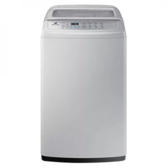 Samsung WA60H4000SG Fully Automatic Top Load Washing Machine 6kg (Silver)