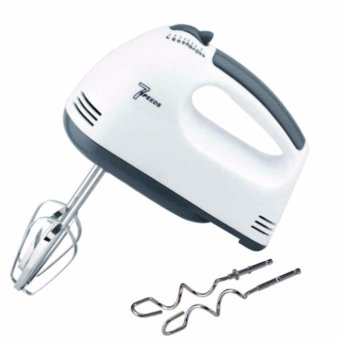Scarlett HE-133 Professional Electric Whisks Hand Mixer (White)