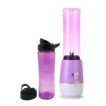 Shake n Take 3 Double Bottle (Violet)