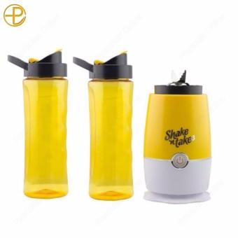 Shake N Take 3 Tumbler & Blender 0.4 L (Yellow) - 2