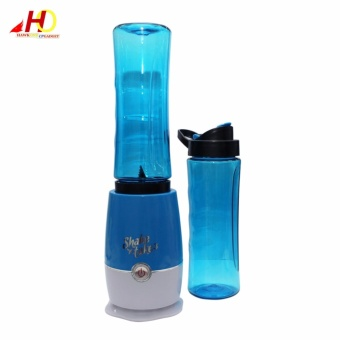 Shake N Take 3 Tumbler and Blender 16oz (Blue)
