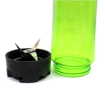 Shake N Take 3 Tumbler and Blender 16oz (Green) - 2