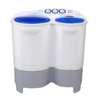 Sharp ES-8030T Twin Tub Washing Machine 8kg.