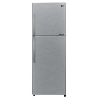 Sharp SJ-FT11AV-SL 10.8 cu.ft. 2-Door Refrigerator
