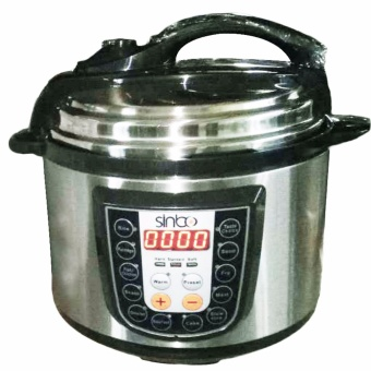 Smart Electric Pressure Cooker