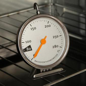 Stainless Steel Baking Tools Kitchen Oven Thermometer 50-280Degrees - intl - 2