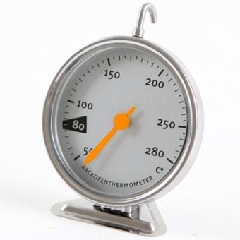 Stainless Steel Baking Tools Kitchen Oven Thermometer 50-280Degrees - intl