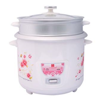 Standard SSG2.2L Rice Cooker (White) Price Philippines