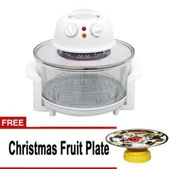 Standard STB991A Turbo Broiler (White) with free Christmas FruitTray Price Philippines