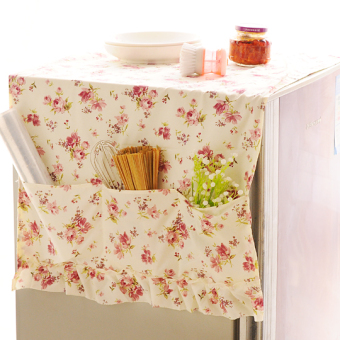 Storage Hanging Bag Refrigerator Dust Cover
