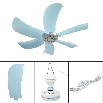 TMISHION 220V 20W 6 Blades Mini Energy-saving ElectricAnti-mosquito Ceiling Fan for Dormitory Use - intl - 5