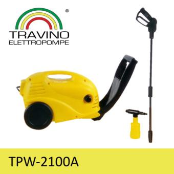 Travino TPW-2100A Pressure Washer (Yellow)