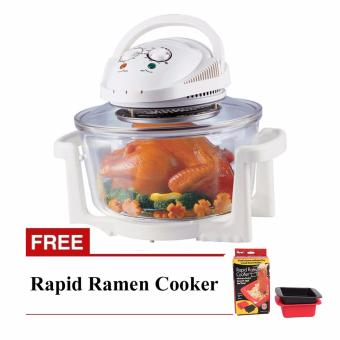 Turbo Convection Oven with Free Rapid Ramen Cooker Price Philippines