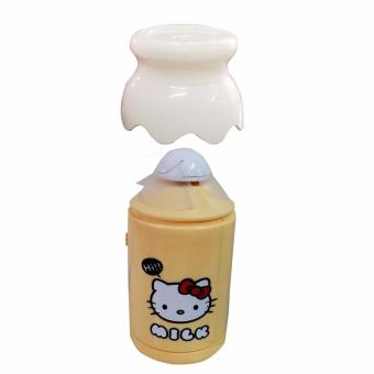 Ultralite Hello Kitty Rechargeable Mini Fan (Yellow) Price Philippines