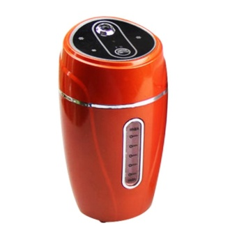 Ultrasonic Air Purifier Car Usb Mini Humidifier Red (Color:As FirstPicture) - intl - 2