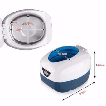 ultrasonic cleaner VGT-1000 dinner ware cleaning tank - 2
