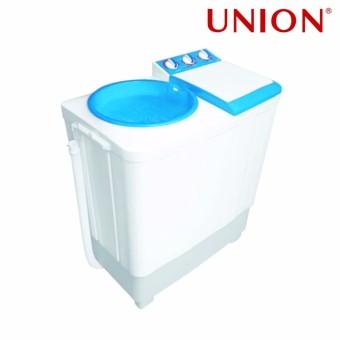 Union 6.2 Kg Twin Tub Washing Machine UGWM-620 (White/Blue)