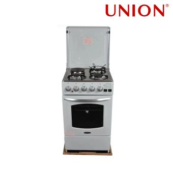 Union UGCR-540 Gas and Electric Range (White)