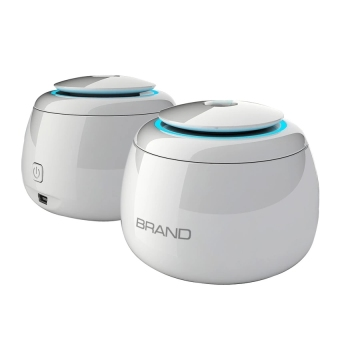 USB Mini Portable Humidifier for Office Home (White) - intl