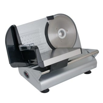 "Vinmax Electric Food Meat Slicer Commercial Stainless Steel CheeseCut With 7.5"" Blade For Restaurant Home Usage 220V - intl Price Philippines"