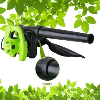 Vinmax Electric Handheld Super Blower With Vacuum Shredder HighPressure Leaf Blower 220V - intl