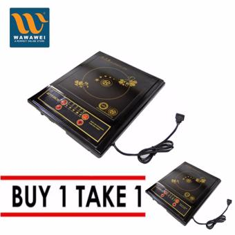Wawawei INDUCTION COOKER PESKOE HY-160/888/KW-3635/MKW-3635 (Black)Buy 1 Take 1 Price Philippines