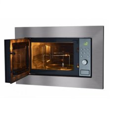 Whirlpool Mwb 208 St Built In Microwave Oven 20l With Free Peripapaya Soap