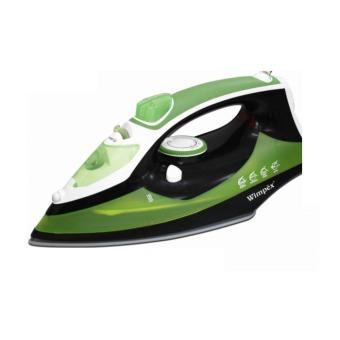 Wimpex SIW 618 Steam/Dry Iron (Green) Price Philippines