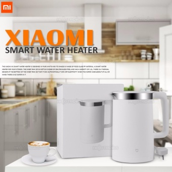 Xiaomi Electric Smart Touch Water Kettle (White)
