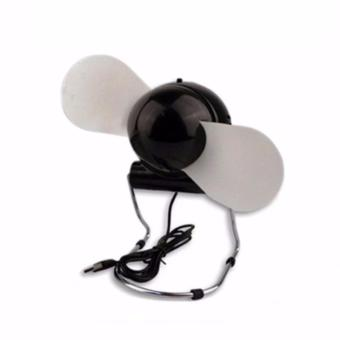 Youngke YK-688 USB Mini Fan (Black) Price Philippines