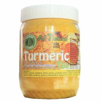 All Natural Turmeric Tea 16 in 1 Bottle 400g