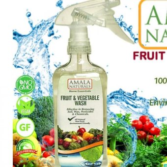 AMALA Naturals Fruit & Vegetables Wash 500ml Price Philippines