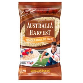 Australia Harvest Whole Rolled Oats (Packs of 2) Price Philippines