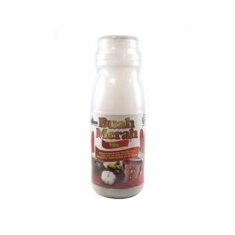 AUTHENTIC Essensa Naturale Buah Merah Mix Herbal Powdered JuiceDrink Bottles of 10 with FREE Anti-Bacterial Herbal Soap 100g - 2
