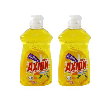 Axion dishwashing liquid antibacterial lemon 250ml 842417 2'S W32 Price Philippines