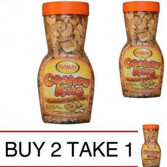 Baguio Cashew Nuts (Clear Brown) Buy 2 Take 1