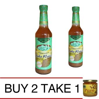 Baguio Natural Vinegar (SUKA WATWAT) Buy 2 Take 1 Pure Raw Honey