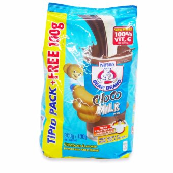 Bear Brand choco Milk drink 900g 393515 1'S Price Philippines