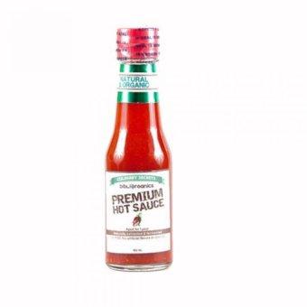 Bibliorganics Premium Hot Sauce 150ml