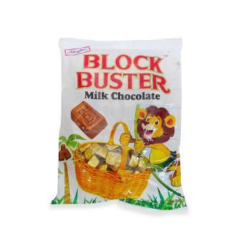 Block Buster Milk Chocolate 198G 90pcs 8's 803219 - 2