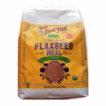 Bob's Red Mill Whole Ground Flaxseed Meal (Organic) 907g.