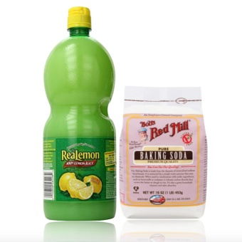 Bob's Red Mill Baking Soda & ReaLemon Juice Squeeze Bottles 1.4L Price Philippines
